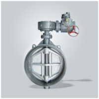 Heat Welded Butterfly Valve