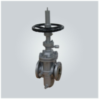 Double Disc Flat Gate Valve