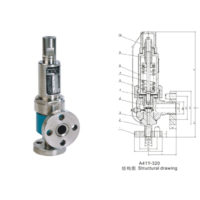 Spring Enlight closed safety valve