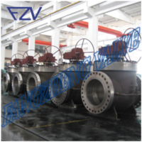 3 Pieces Trunnion-Mounted Ball Valve